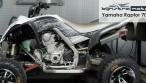 Yamaha Raptor 700 2014 Dynojet testrun