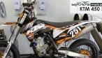 Dynojet Testrun KTM 450 SMR