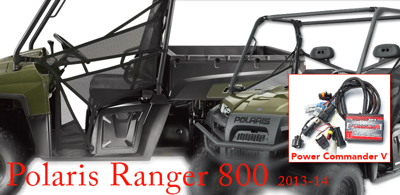 PowerCommander Polaris Ranger 800