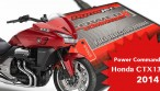 Power Commander V voor Honda CTX1300 model 2014