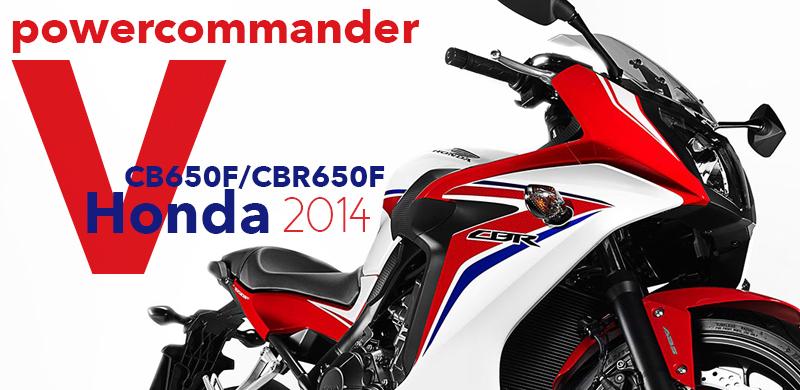 Honda CB650F CBR650F Powercommander V