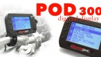 POD 300 digitaal display