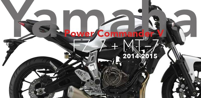 Yamaha-FZ-7 en MT-7 2014 2015