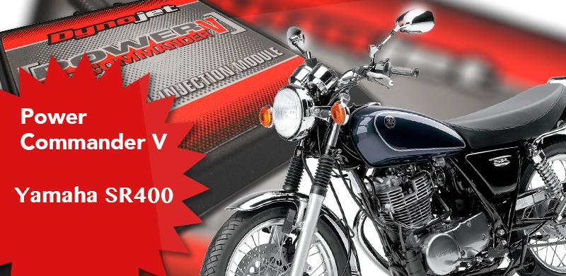 Yamaha SR400 Power Commander V