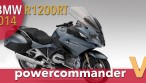 Powercommander voor BMW R1200RT 2014