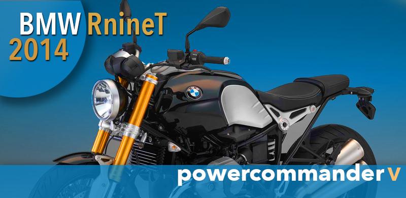 Powercommander 5 voor 2014 BMW R nine T