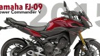 Yamaha FJ-09 2015 Powercommander V