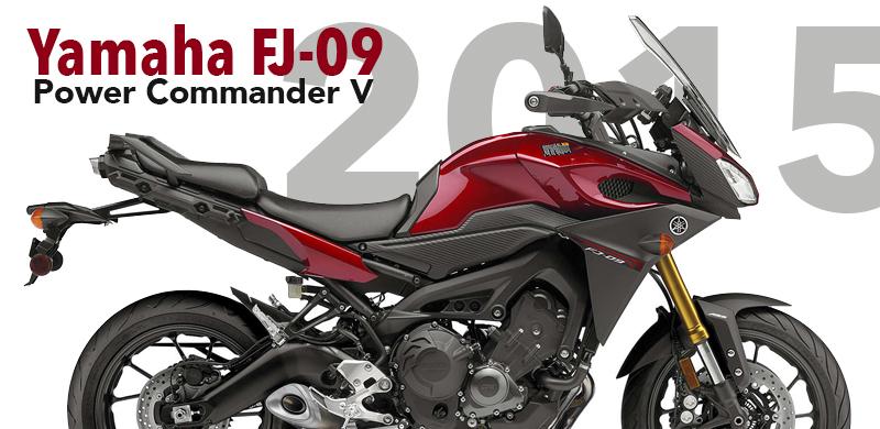 Yamaha FJ-09 2015 Powercommander V