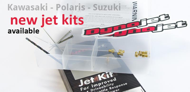 Nieuwe jet Kits verkrijgbaar
