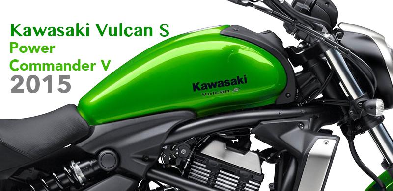 PowerCommander voor Kawasaki Vulcan S