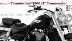 Triumph Thunderbird 1700 LT Commander