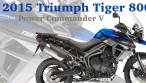 PowerCommander voor Triumph Tiger 800