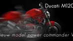 DucatiM1200 Powercommander V