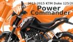 KTM Duke 125-200