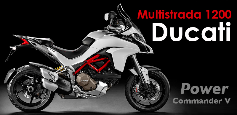Ducati Multistrada 1200 Power CommanderV