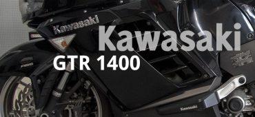 Dynojet testrun Kawasaki GTR 1400