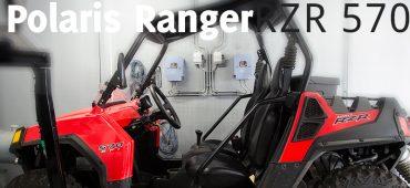 Dynojet testrun Polaris Ranger RZR 570