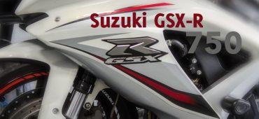 Dynojet testrun Suzuki GSX-R 750