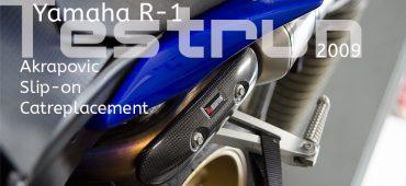Dynojet testrun Yamaha R1 2009
