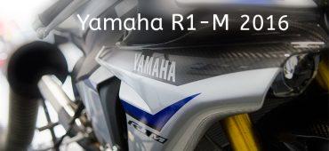 Dynojet testrun Yamaha R1-M 2016