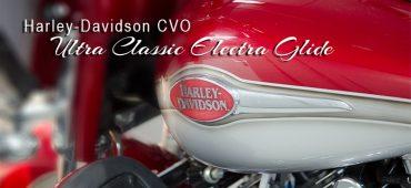 Dynojet testrun Harley-Davidson CVO Ultra Classic Electra glide