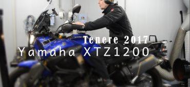 Yamaha XTZ1200 Tenere 2017 testrun Dynojet