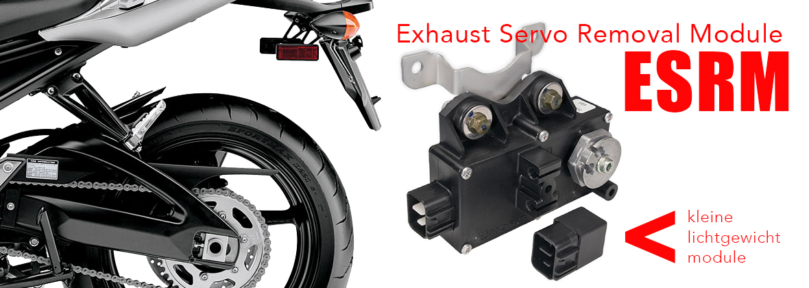 ESRM Exhaust Servo Removal-Module