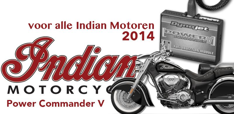 Indian Motoren PowerCommanderV