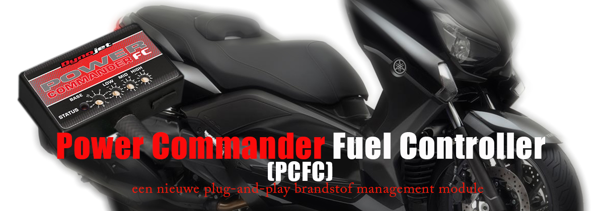 PowerCommander Fuel Controller (PCFC)