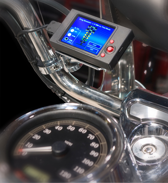 Power Commander LCD