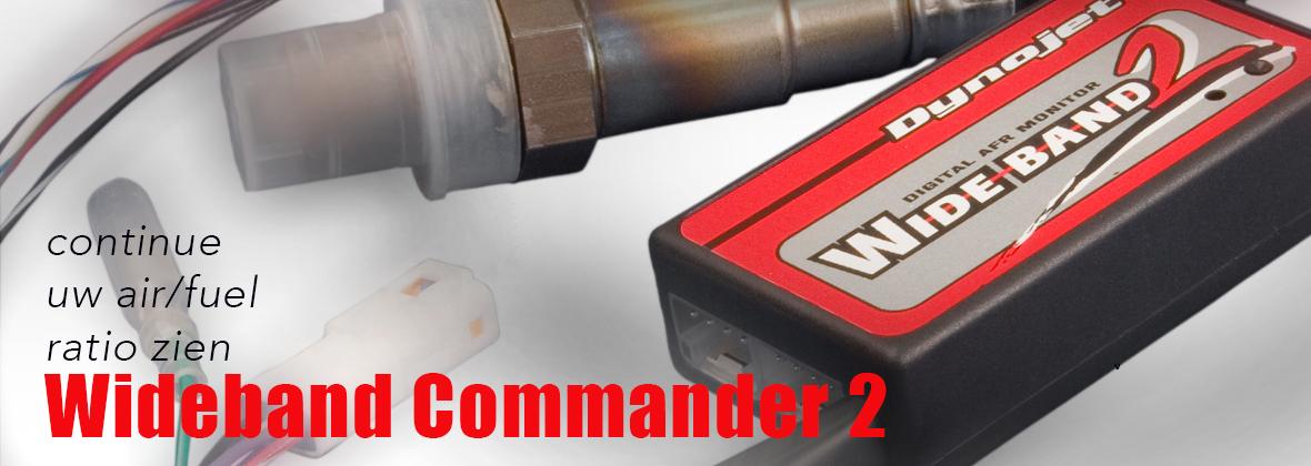 Wideband Commander 2